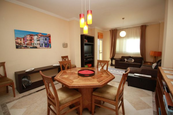 2 Bedroom Corner Apartment in Sotogrande