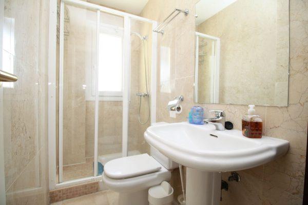 Hoyo Uno Apartment Bathroom