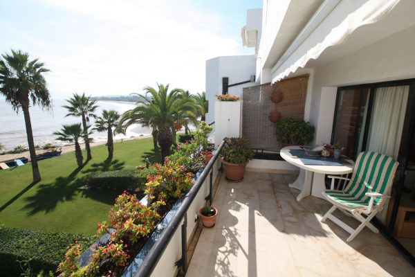 2 Bedroom Frontline Beach Apartment for Sale in Sotogrande