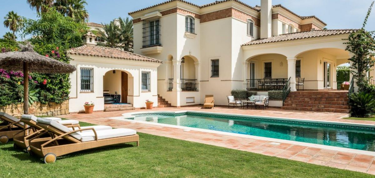 6 Bedroom Villa in Sotogrande Alto