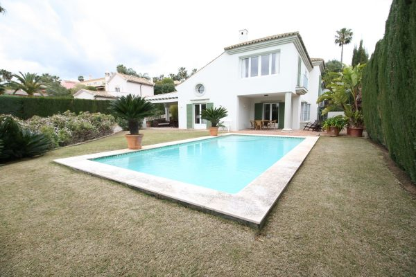 Impeccable 4 Bedroom Villa in Sotogrande Alto