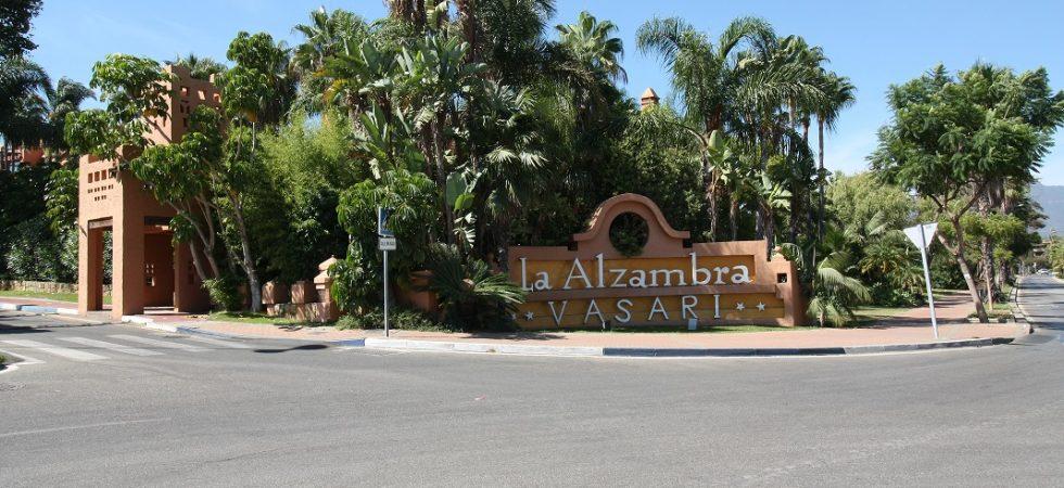 La Alzambra-Vasari