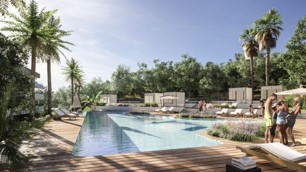 Swimming Pools at Village Verde