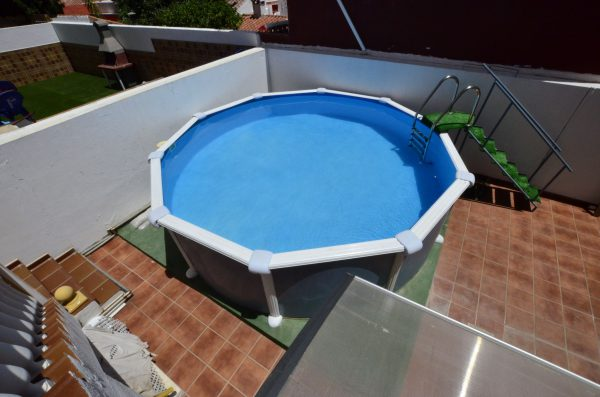 Swimming Pool Townhouse for sale Pueblo Nuevo de Guadiaro